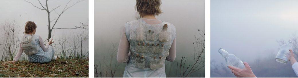 Colección imaginaria: Recolectando niebla, de Brígida Baltar