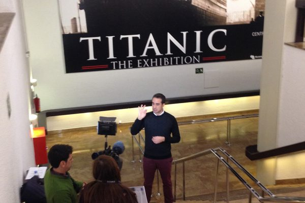Titanic, the Exhibition