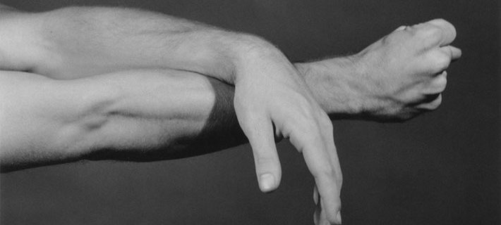 Colección imaginaria: NYC Contemporary Ballet, 1980, de Robert Mapplethorpe